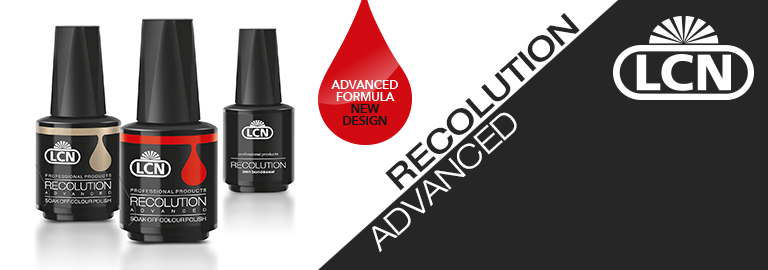 LCN Recolution Gel Polish